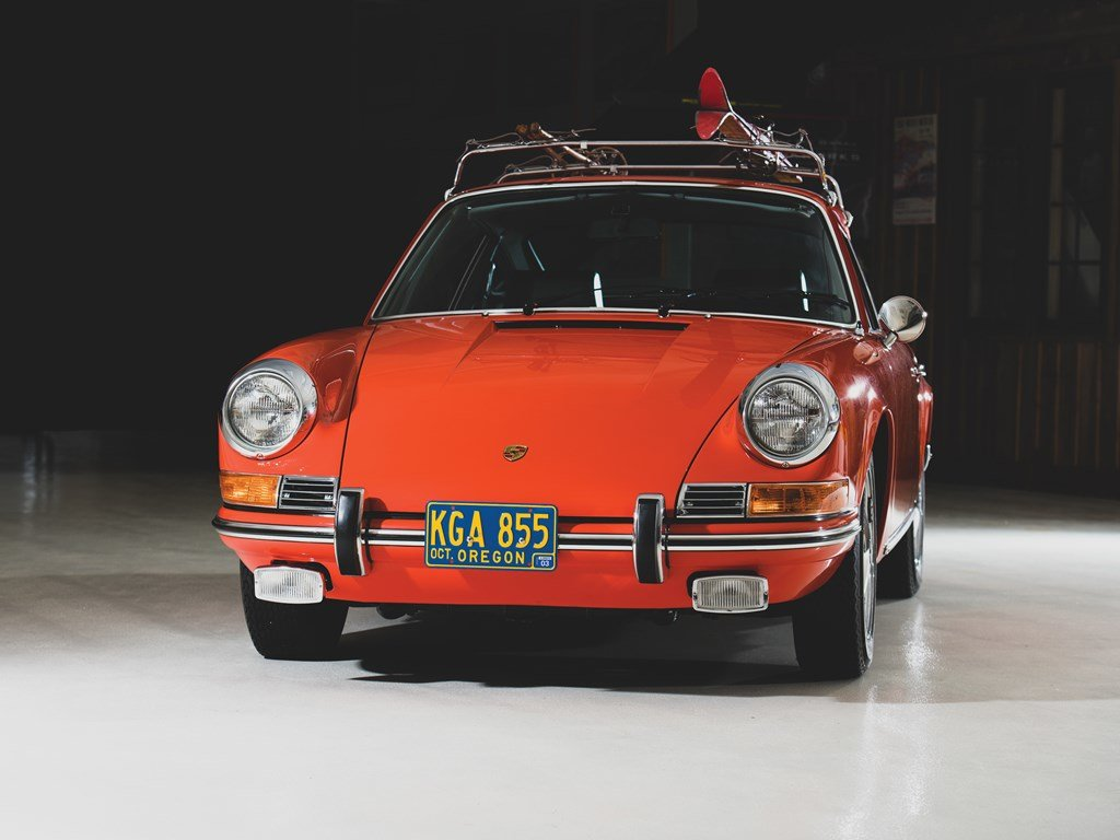 1969 Porsche 912 Coupe by Karmann For Sale by Auction (picture 6 of 6)