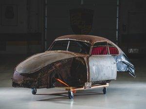 1951 Porsche 356 Split-Window Coupe Project by Reutter For Sale by Auction