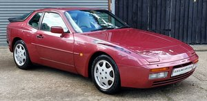1989 Superb and very rare 944 Turbo S - Only 86,000 Miles For Sale