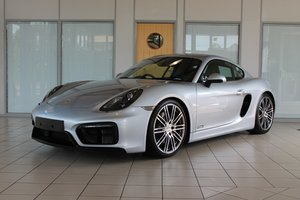 2014/14 Porsche Cayman (981) 3.4 GTS Manual For Sale