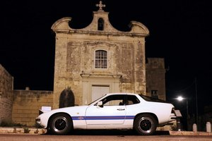 1985 porsche 924 unmolested MALTA car no rust For Sale