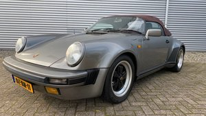 1989 Porsche 911 Speedster Turbo Look For Sale