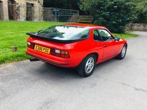 1988 Porsche 924S Classic For Sale