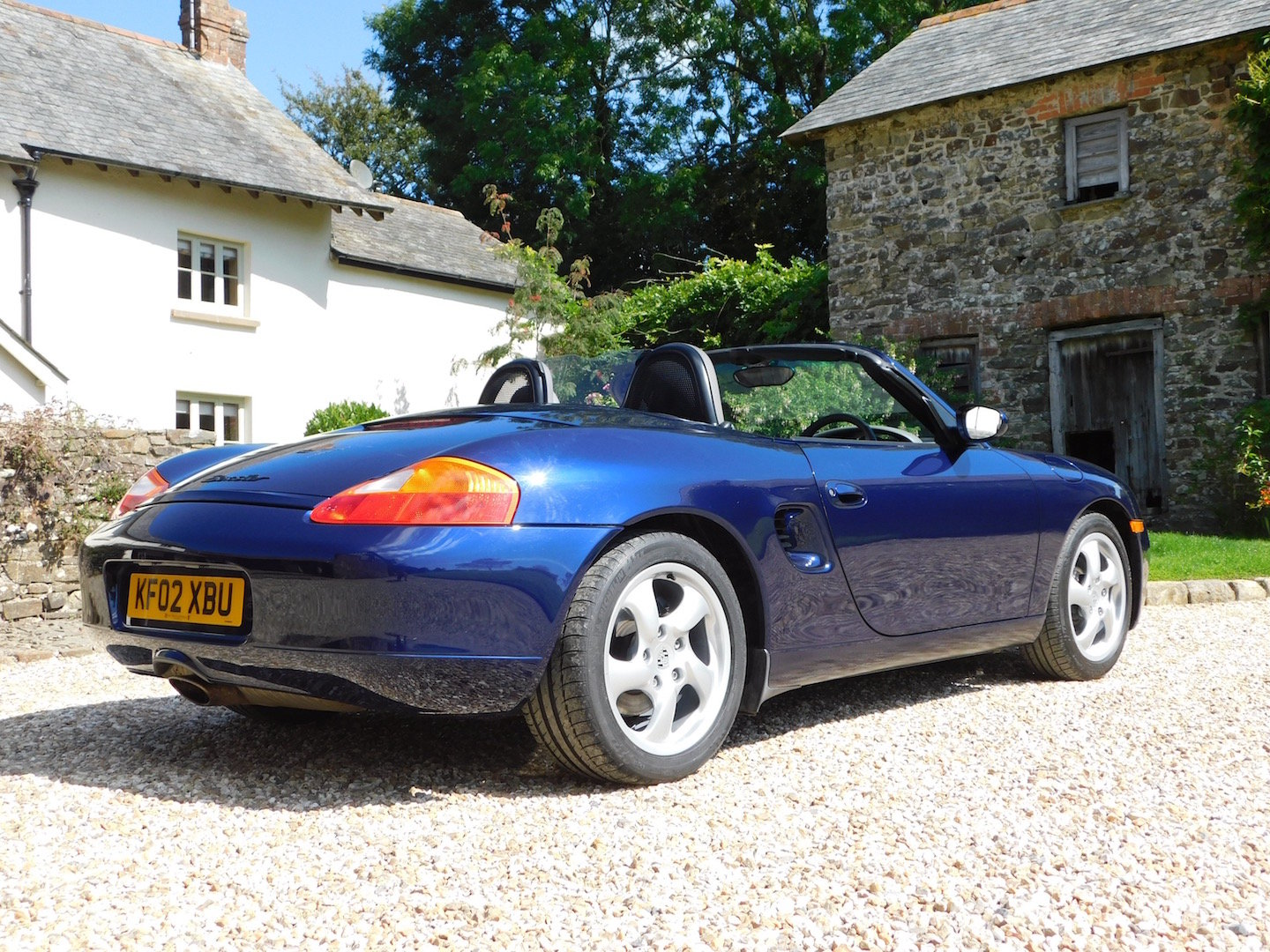 2002 Porsche 986 Boxster 2.7 - 35k miles, 1 owner from new For Sale (picture 2 of 6)
