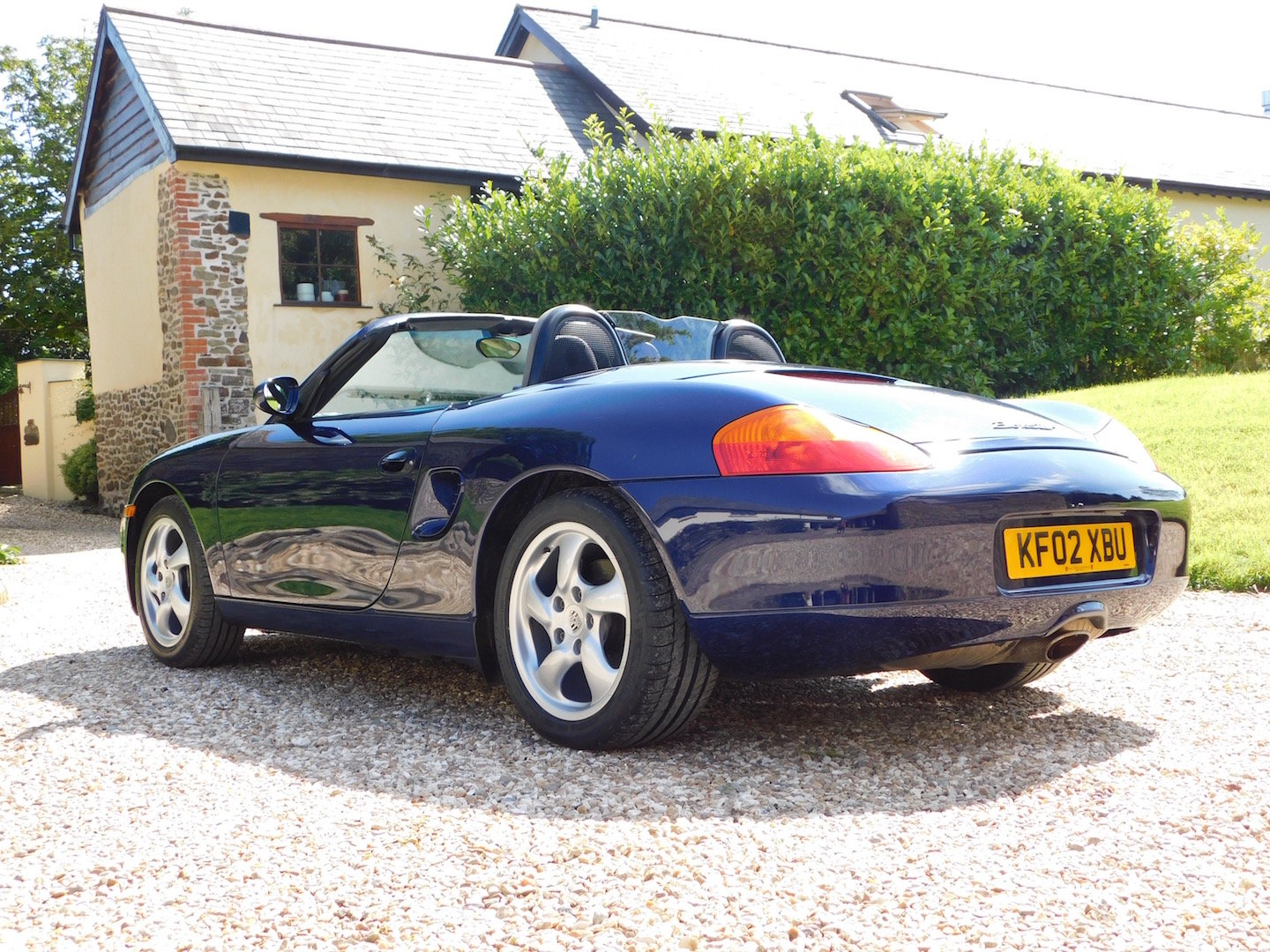 2002 Porsche 986 Boxster 2.7 - 35k miles, 1 owner from new For Sale (picture 3 of 6)