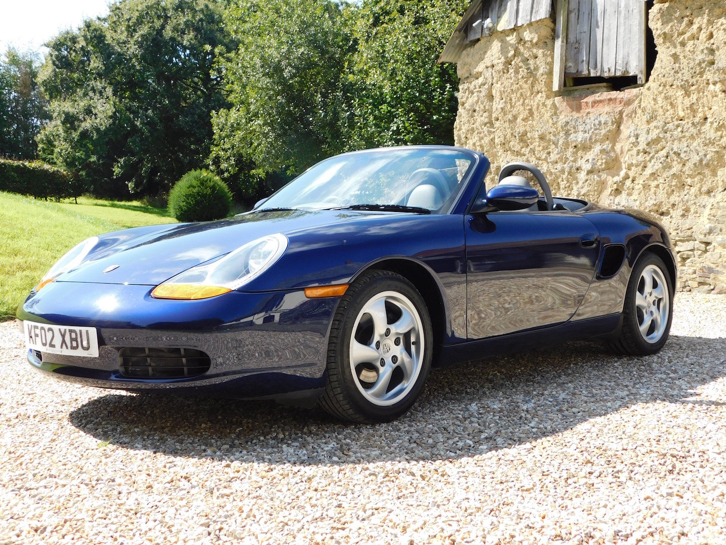 2002 Porsche 986 Boxster 2.7 - 35k miles, 1 owner from new For Sale (picture 4 of 6)