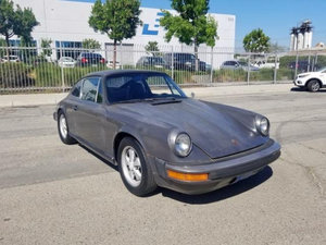 ***1974 Porsche 911 Coupe  For Sale