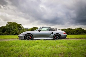PORSCHE 996 TURBO - MANUAL COUPE - 20 SERVICE STAMPS