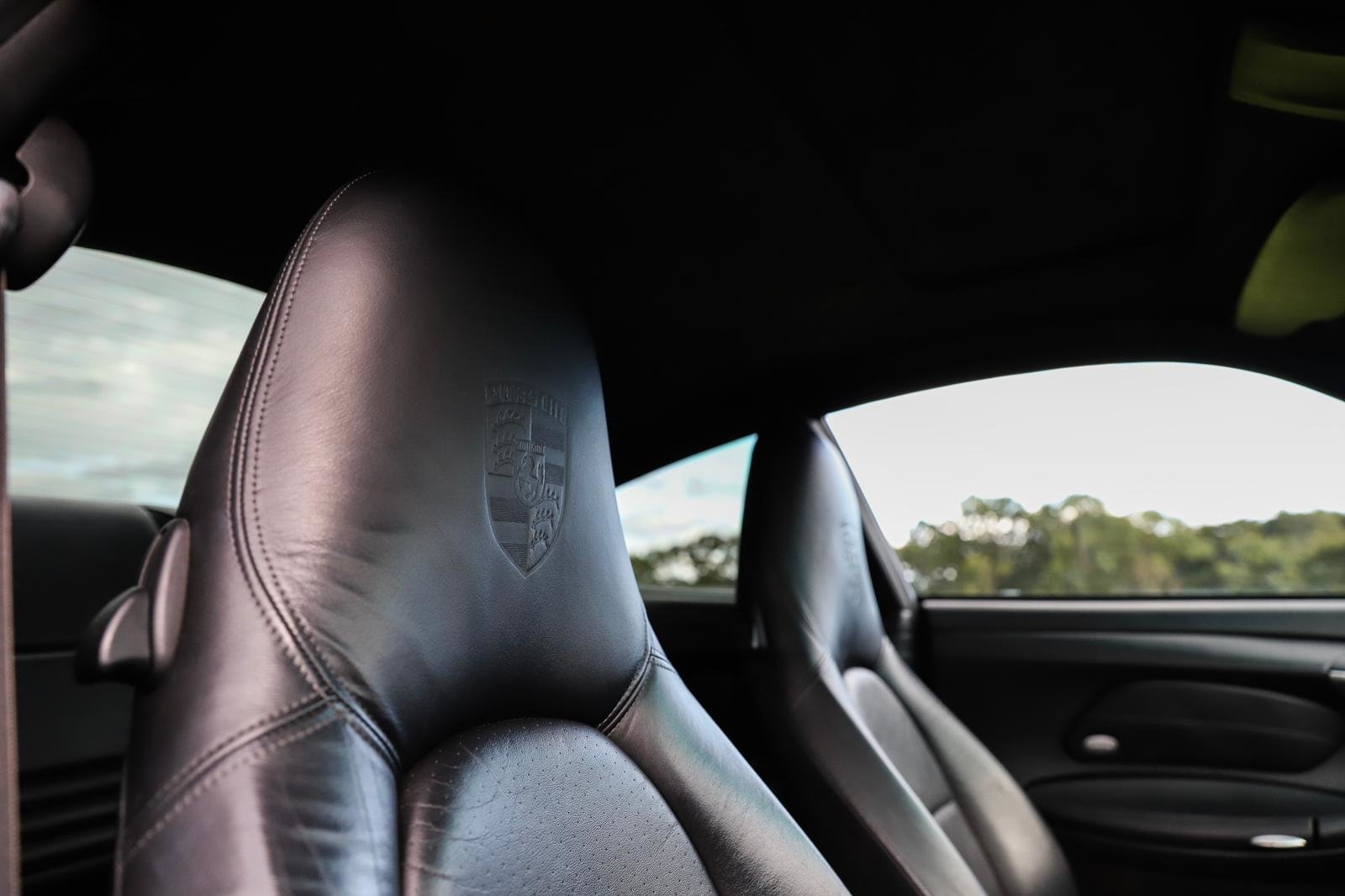 2000 PORSCHE 996 TURBO - MANUAL COUPE - 20 SERVICE STAMPS For Sale (picture 6 of 6)