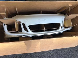 2015 Porsche 991 GT3 RS Gen 1 Front Bumper Cover For Sale