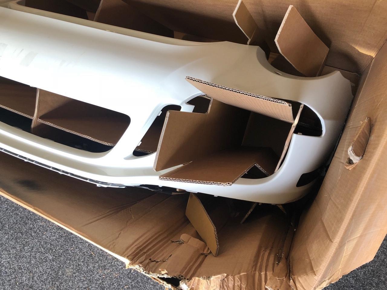 2015 Porsche 991 GT3 RS Gen 1 Front Bumper Cover For Sale (picture 2 of 4)