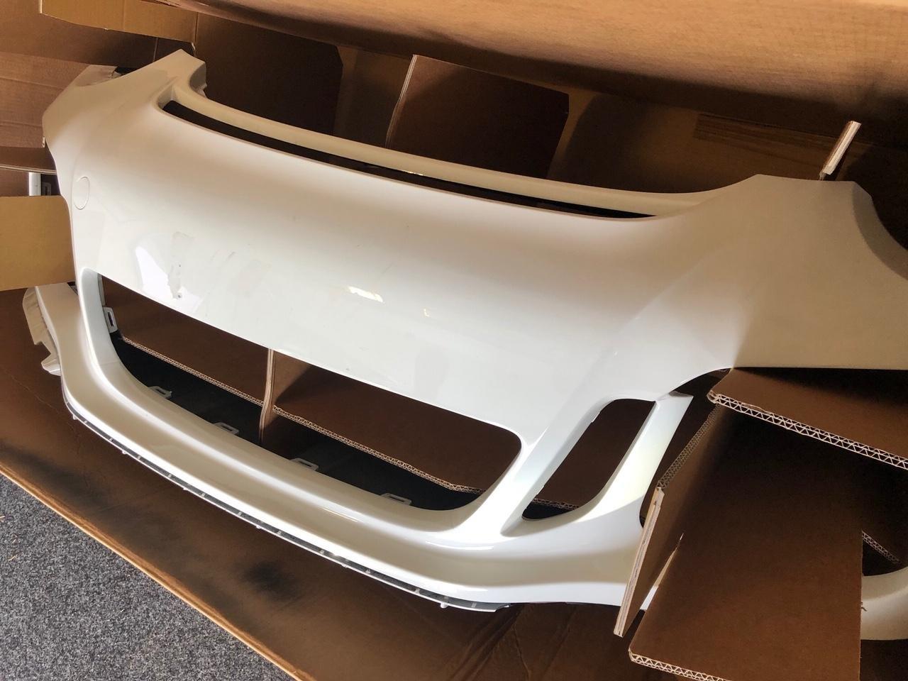 2015 Porsche 991 GT3 RS Gen 1 Front Bumper Cover For Sale (picture 3 of 4)