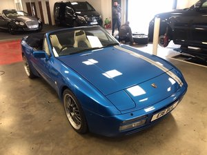 1990 Porsche 944 Cabriolet Fully Restored Stunning  For Sale