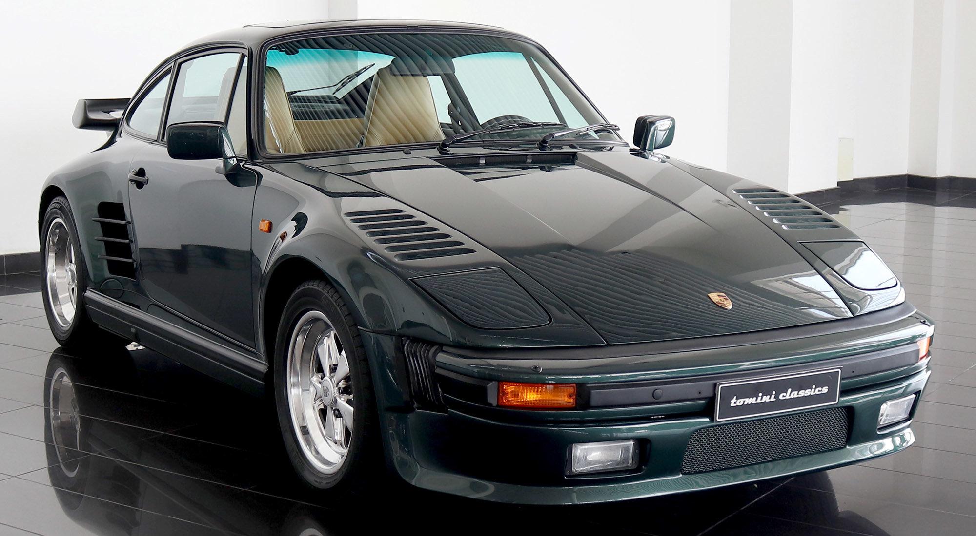 Porsche 930 SE Slantnose / Flachbau (1986) For Sale (picture 1 of 6)