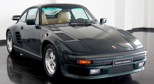 Porsche 930 SE Slantnose / Flachbau (1986) For Sale