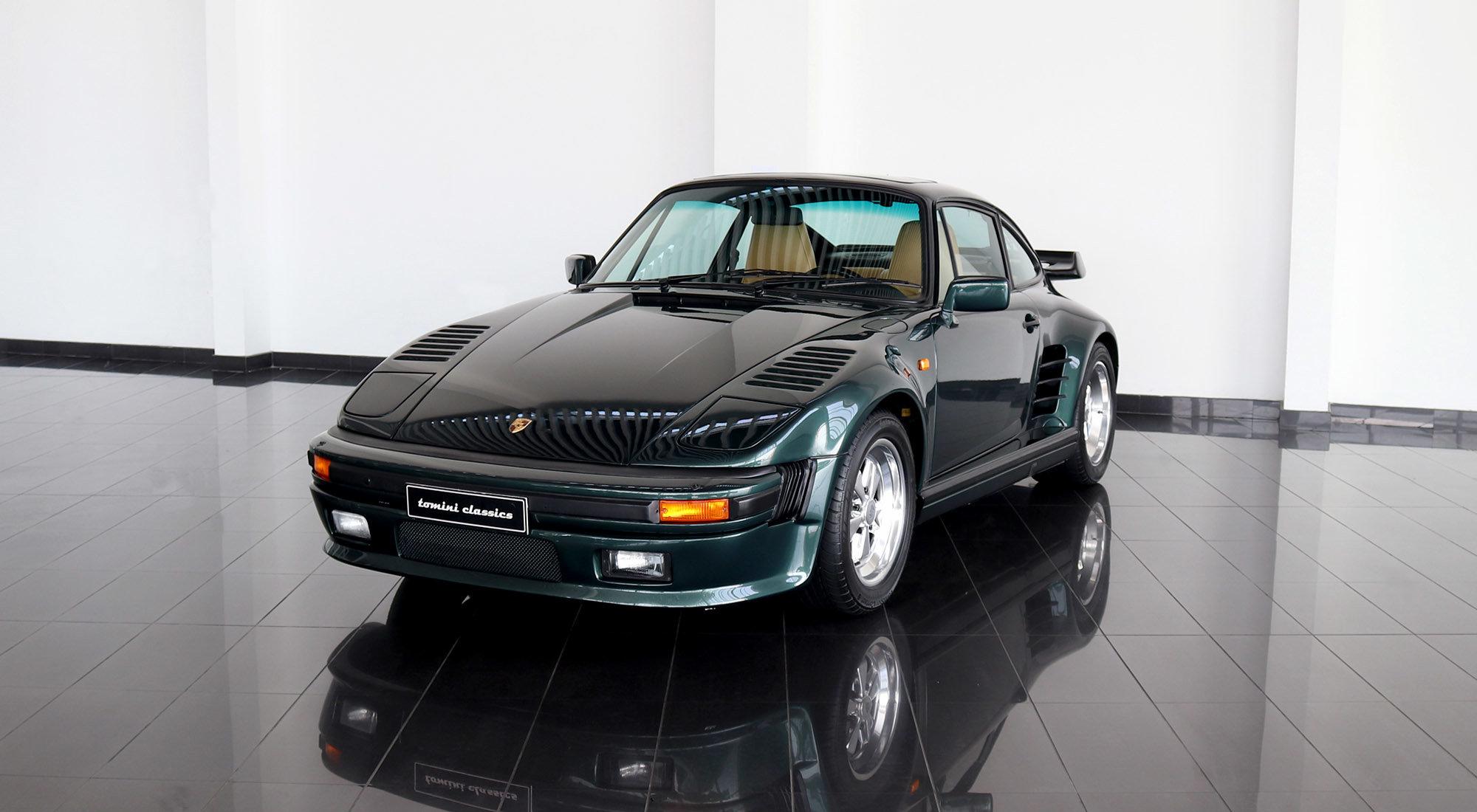 Porsche 930 SE Slantnose / Flachbau (1986) For Sale (picture 2 of 6)