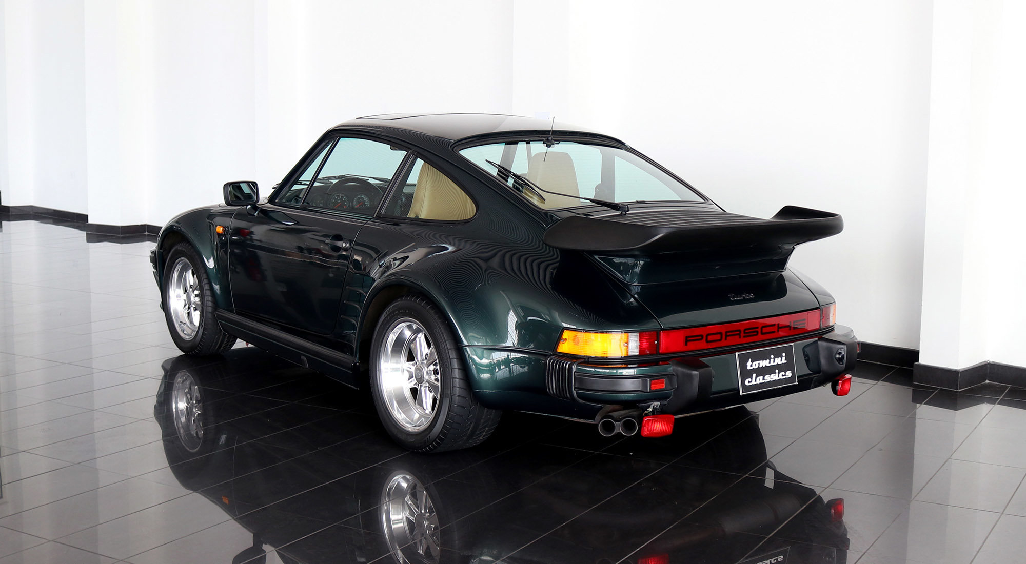 Porsche 930 SE Slantnose / Flachbau (1986) For Sale (picture 3 of 6)