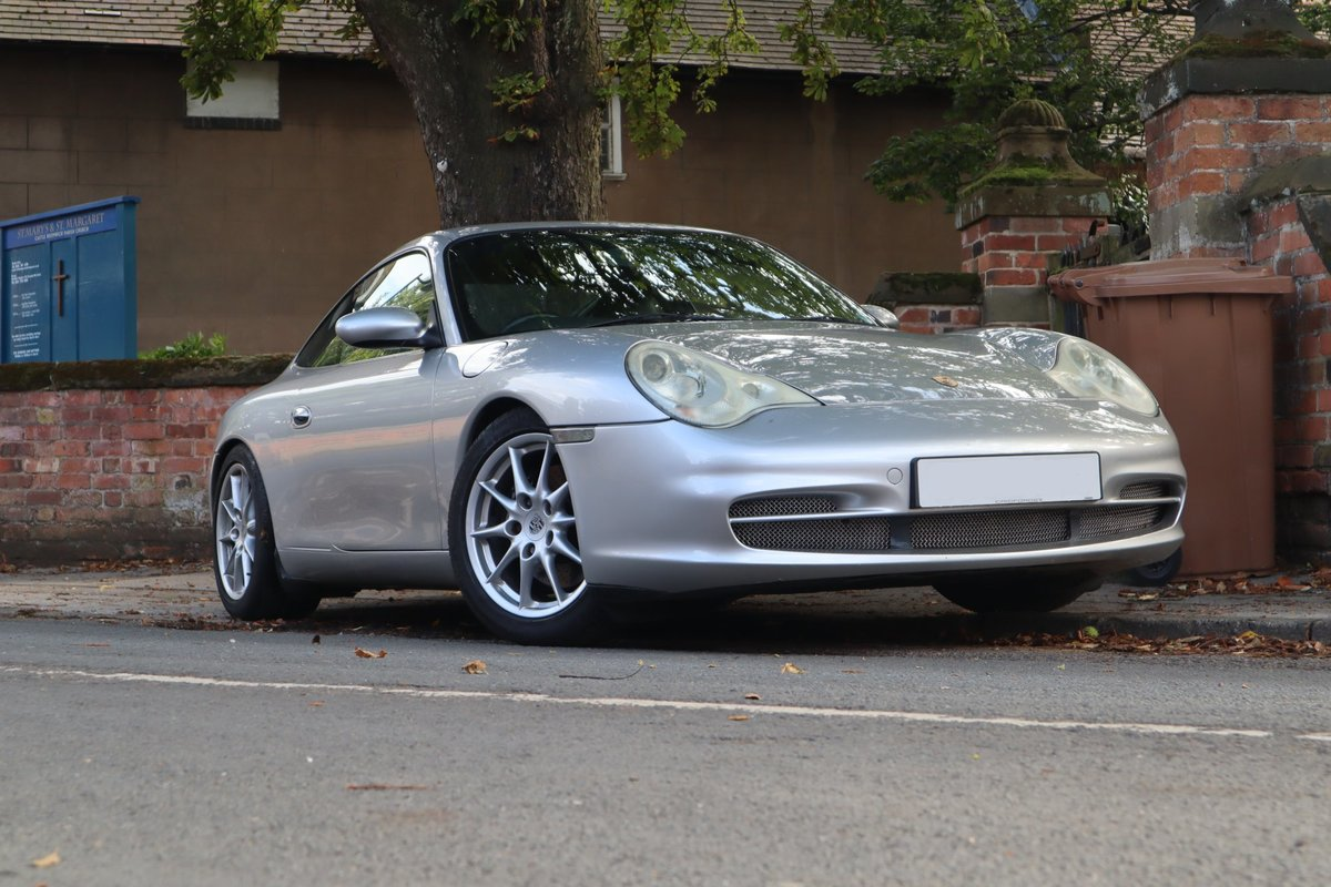 2002 Porsche 911 996 C2S, 02, 3.6 litre, 93K miles, FSH For Sale (picture 1 of 6)