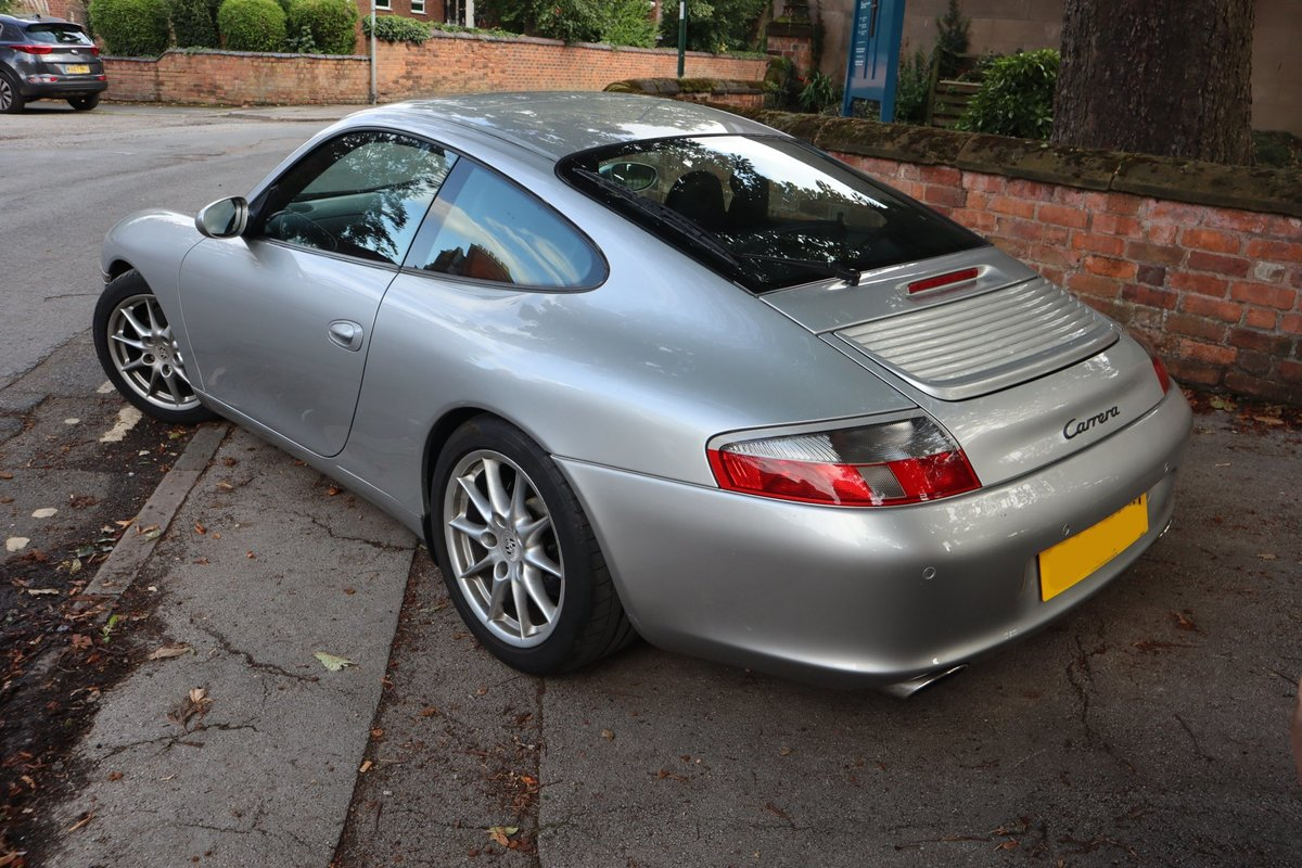 2002 Porsche 911 996 C2S, 02, 3.6 litre, 93K miles, FSH For Sale (picture 2 of 6)