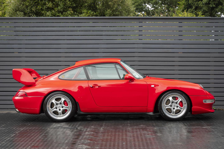 1995 Porsche 911 (993) CLUB SPORT LHD SOLD (picture 3 of 6)