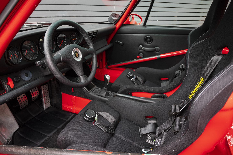 1995 Porsche 911 (993) CLUB SPORT LHD SOLD (picture 4 of 6)