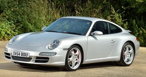 2004 Porsche 997 Carrera S with recent rebuilt engine For Sale
