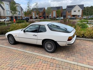 1980 Porsche 924 le mans For Sale