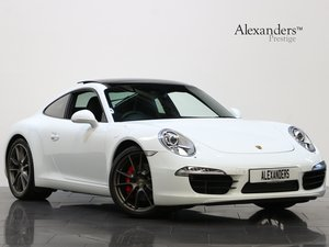 2013 13 13 PORSCHE 911 3.8 CARRERA 2S PDK AUTO For Sale