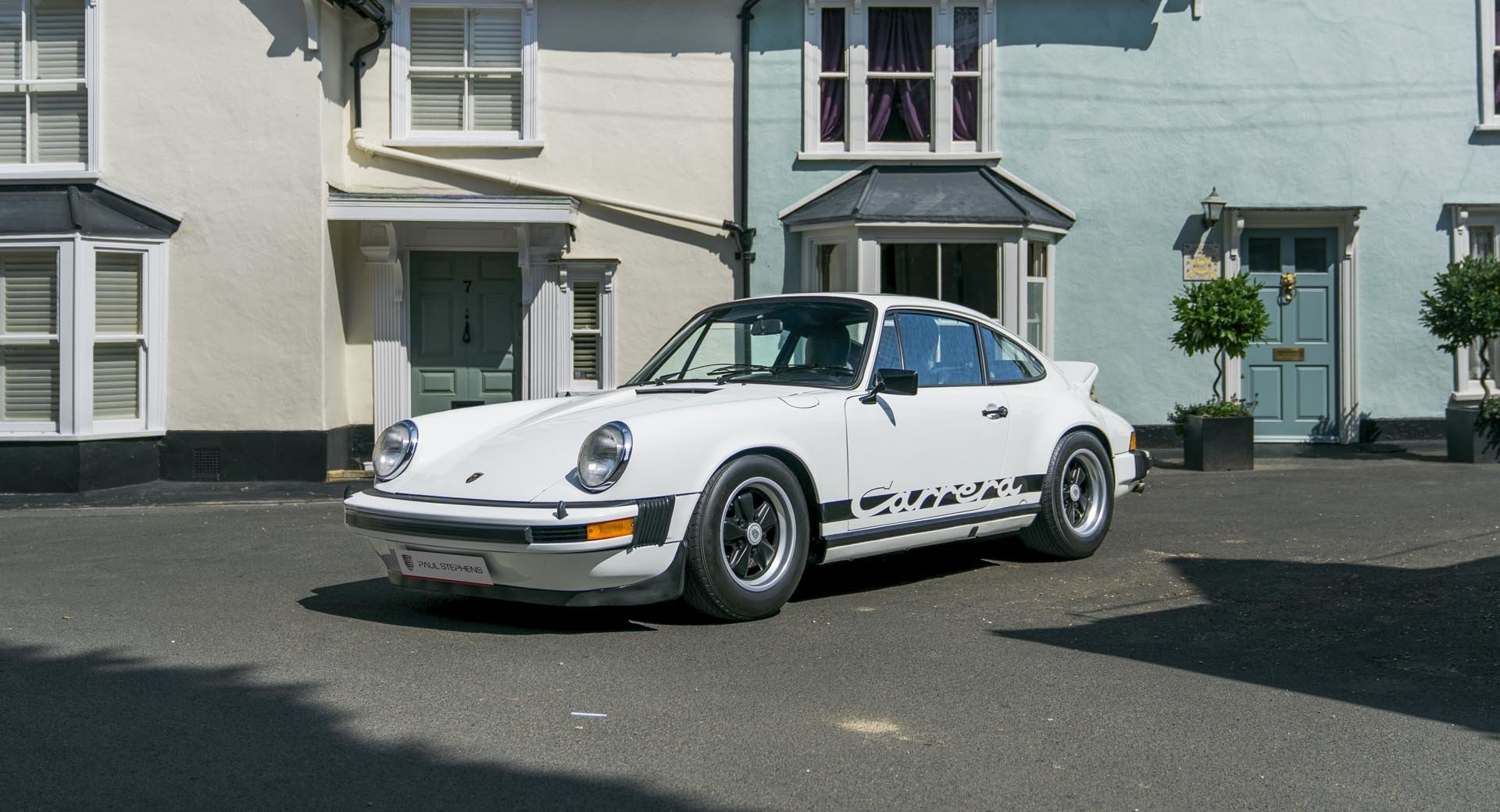 1974 Porsche 911 2.7 MFI SOLD (picture 1 of 6)