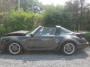 Porsche 911 TARGA SC 3.0cc   G-Model , Project ! For Sale