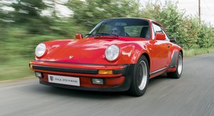 1989 Porsche 930 Turbo For Sale