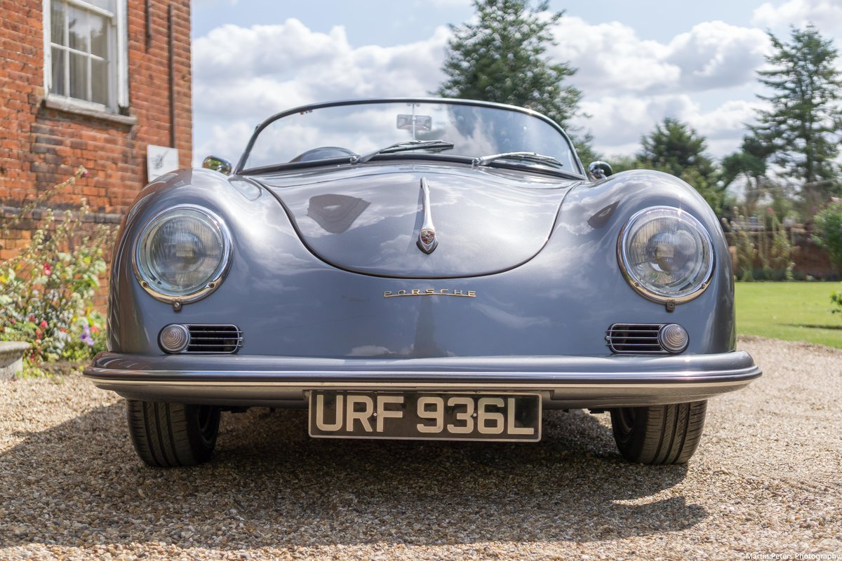 1973 356 Speedster by Chesil Motor Company For Sale (picture 2 of 24)