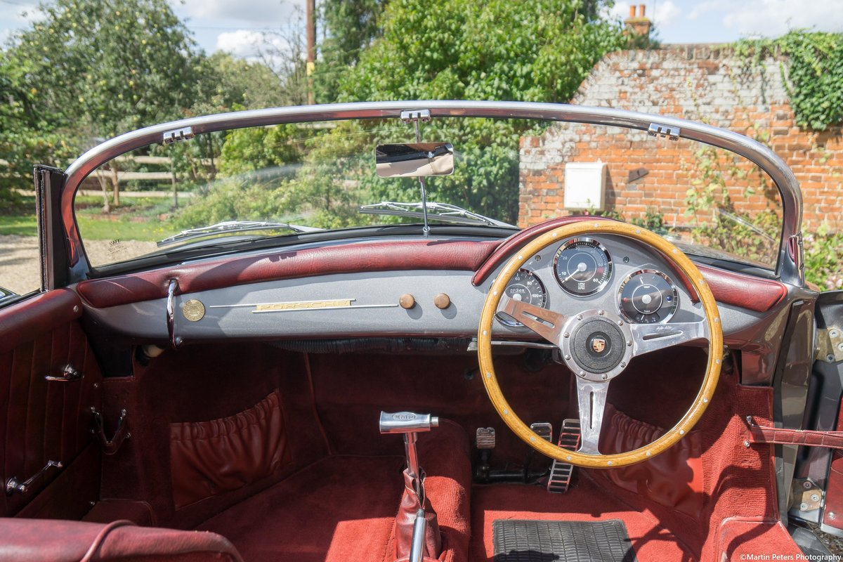1973 356 Speedster by Chesil Motor Company For Sale (picture 14 of 24)