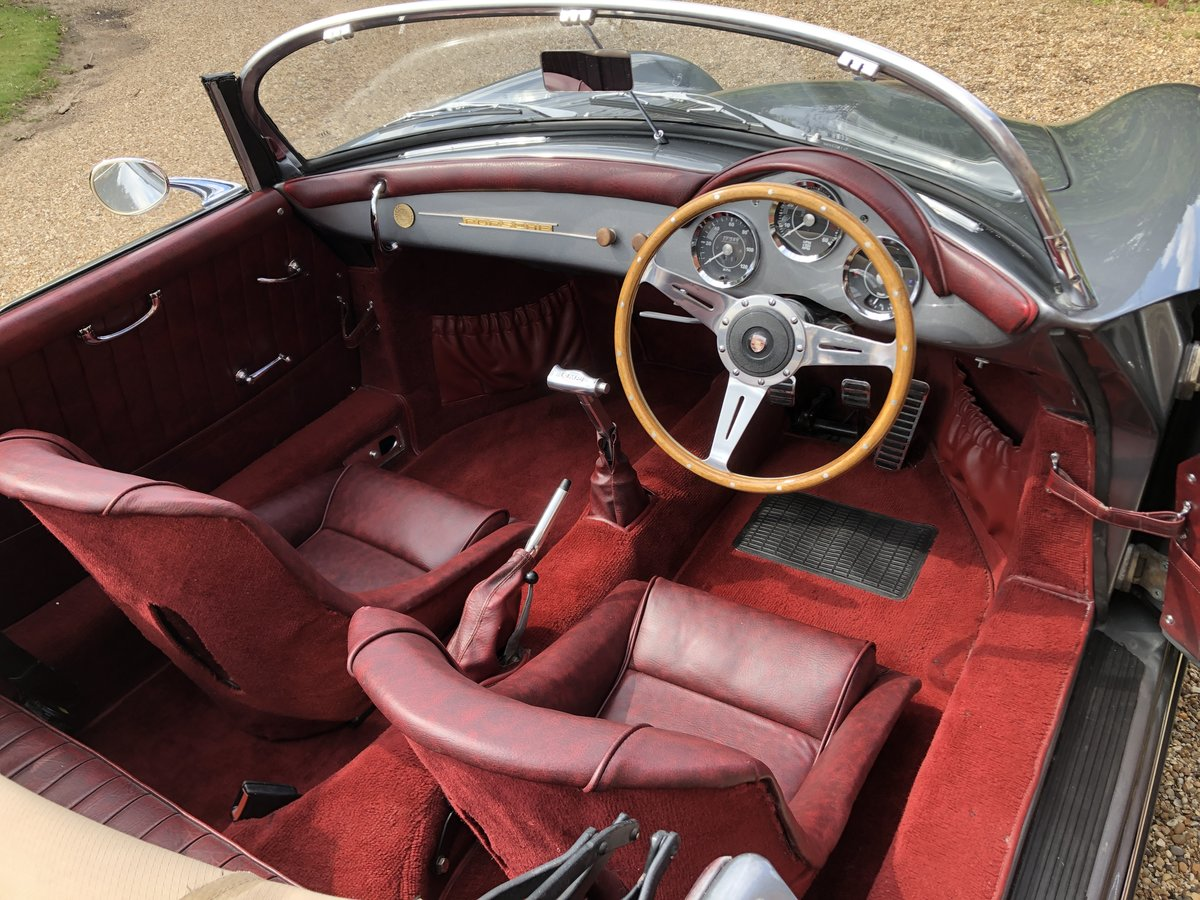 1973 356 Speedster by Chesil Motor Company For Sale (picture 16 of 24)