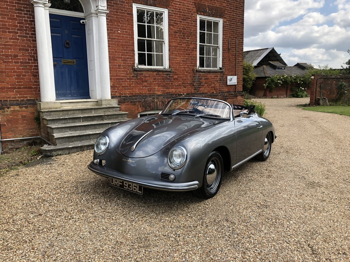 1973 356 Speedster by Chesil Motor Company For Sale (picture 23 of 24)