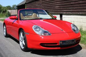 1999 Porsche 911 996 convertible manual For Sale