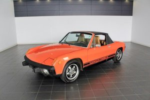 1974 Porsche 914 - Lot 626 For Sale by Auction