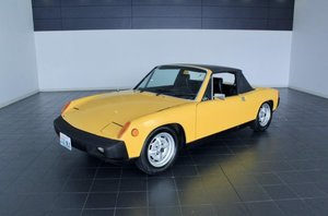 1976 Porsche 914 - Lot 679 For Sale by Auction