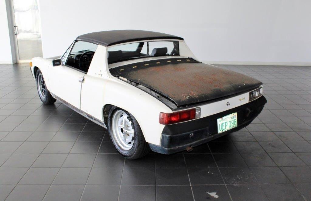 1973 Porsche 914 For Sale (picture 3 of 5)