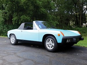 1974 Porsche 914 2.0  For Sale by Auction