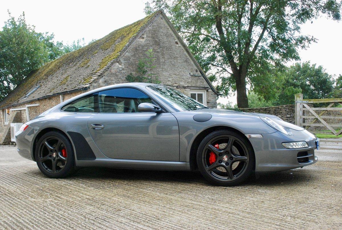2004 PORSCHE 911 997 3.8S AUTO For Sale (picture 1 of 6)