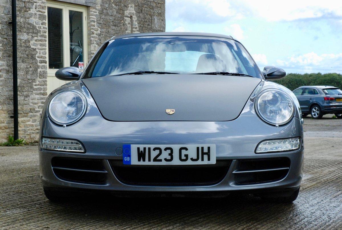 2004 PORSCHE 911 997 3.8S AUTO For Sale (picture 2 of 6)