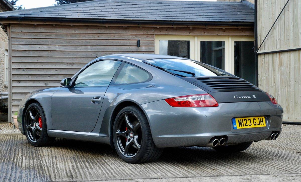 2004 PORSCHE 911 997 3.8S AUTO For Sale (picture 4 of 6)