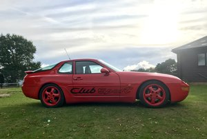 1994 Porsche 968 Club Sport For Sale
