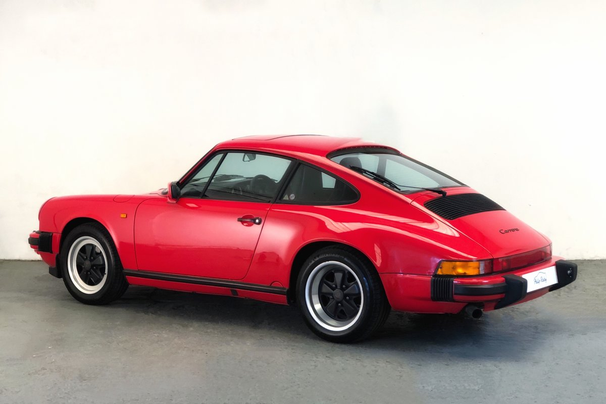 1988 Porsche 911 Carrera 3.2 G50. Great condition and history SOLD (picture 2 of 6)