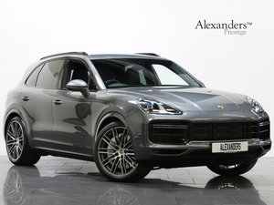 2019 19 19 PORSCHE CAYENNE TURBO 4.0T V8 TIPTRONIC AUTO For Sale