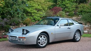 1991 944 s2 3.0 coupe crystal silver timewarp Epic  For Sale