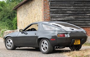 Porsche 928 1978 5 speed manual (Historic status) For Sale