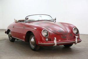 1956 Porsche 1600 Speedster For Sale
