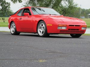 1986 Porsche 944 Turbo  For Sale by Auction